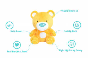 HONEY BEAR FEATURES